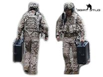 Army Military Equipment Airsoft Paintball Shooting Uniform