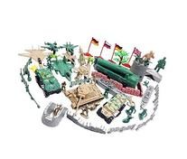 60 pieces Army Set Jets with Aircraft Carriers Missile Silo