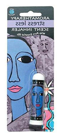 Earth Solutions BLST-SRLS Aromatherapy Scent Inhaler, Stress