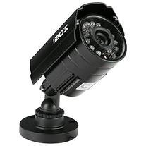 ZOSI HD 800TVL 24PCS IR-LEDs 3.6mm lens with IR Cut CCTV