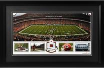 Arrowhead Stadium Kansas City Chiefs Framed Panoramic