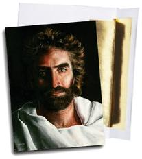 Prince of Peace - 8 Note Cards / Boxed Set - Jesus By Akiane