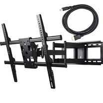 VideoSecu Articulating Swivel Tilting TV Wall Mount for