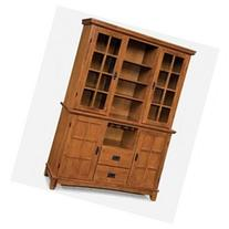 Home styles 5180-697 Arts Crafts Dining Buffet and Hutch