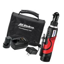 """ACDelco ARW804 Li-ion 8 Volt 1/4"""" Ratchet Wrench w 2 battery"""