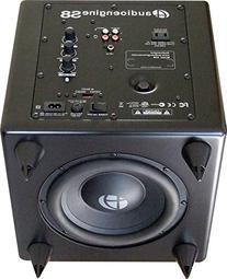 Audioengine S8 Black 8-inch Powered Subwoofer