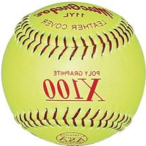 MacGregor ASA Fast Pitch Softball, 11-inch