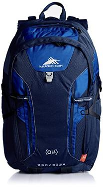 High Sierra Ascender 40 Internal Frame Pack, Mercury/Ash/
