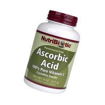 Nutribiotic Ascorbic Acid Powder, 8 Ounce