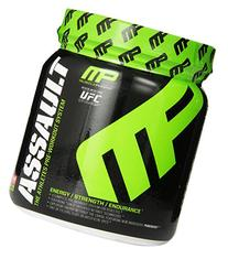 Muscle Pharm Assault Pre-Workout System Fruit Punch, 0.96