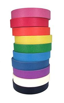 "ECR4Kids Decorative Craft Tape , 1"" x 60-Yards/Roll,"