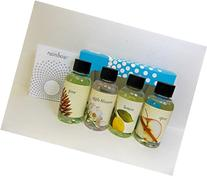 Rainbow Fragrances Assorted, 4, 4 count 1.67oz. boxes