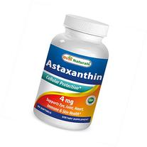 Best Naturals Astaxanthin, 4 mg, 60 Softgels
