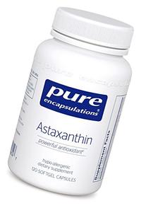Pure Encapsulations Astaxanthin Hypo-allergenic Dietary