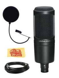 Audio-Technica AT2020 Side Address Cardioid Condensor Studio