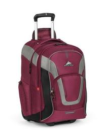 AT7 Outdoor Wheeled Backpack, Boysenberry