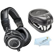 Audio-Technica ATH-M50x Professional Monitor Headphones +