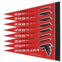 Atlanta Falcons 8 Piece Mini Pennant Set
