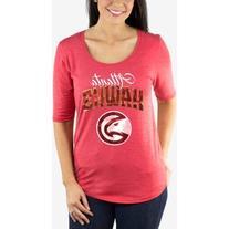 Gameday Couture Women's Atlanta Hawks Gameday T-Shirt