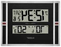 Digital Atomic Wall Clock