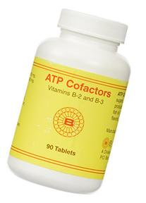 ATP Cofactors - 90 Tablets
