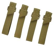 """Maxpedition 3"""" Attachment Strap Pack of 4"""