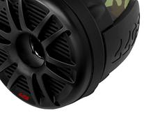 BOSS AUDIO ATV82C Camo Powersports Plug and Play Audio