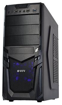 VIVO ATX Mid Tower Economy Computer Gaming PC Case / Black