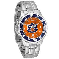 Auburn University Tigers AU NCAA Mens Competitor Anochrome