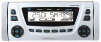 BOSS AUDIO MR2180UA Marine 1.5-Din CD/MP3 Player Receiver,
