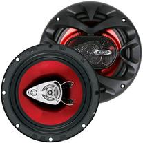 "BOSS AUDIO CH6530 Chaos Exxtreme 6.5"" 3-way 300-watt Full"
