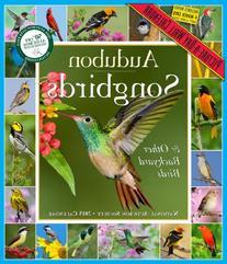 Audubon Songbirds & Other Backyard Birds Wall Calendar 2015