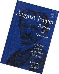August Jaeger: Portrait of Nimrod