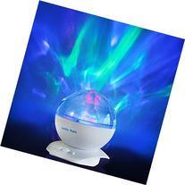 Lucky Rain Aurora Borealis Colored Changing LED Sleep Night