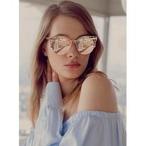 Quay Australia Quay Fleur Sunglasses/Rose