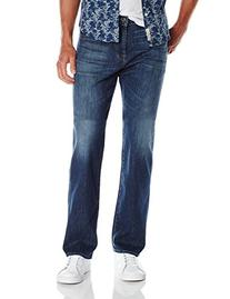 7 For All Mankind Men's Austyn Relaxed Straight Leg Jean,