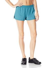 Soffe Women's Authentic Low-Rise, Midnight Teal, Small