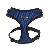 Puppia Authentic RiteFit Harness with Adjustable Neck, Large
