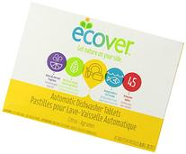 Ecover Naturally Derived Automatic Dishwasher Tablets,