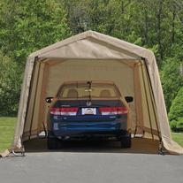 ShelterLogic 10 x 20- Feet New Auto Shelter,Tan