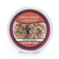 Yankee Candle Autumn Wreath Scenterpiece Easy MeltCup, Food