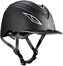Troxel Avalon Helmet, Black, Medium
