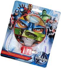 Marvel Avengers Assemble Night Light-Incredible Hulk, Captain America, Iron Man & Thor