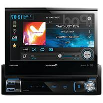 Pioneer AVH-X7500BT Single-DIN Multimedia DVD Receiver