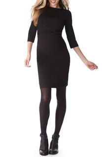 Women's Seraphine Aviana Maternity/nursing Shift Dress, Size