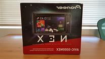 Pioneer AVIC-5000NEX In-Dash Navigation AV Receiver with 6.1