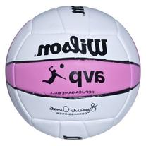 Wilson AVP Replica Game Balls  - Case of 6 Volleyballs