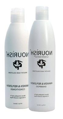 Nourish - Awaken And Replenish Combo – Hair Growth Shampoo