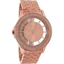 Armani Exchange Women's AX5252 Rose Gold Stainless-Steel