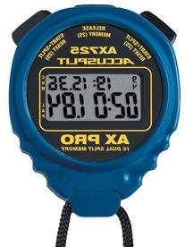 ACCUSPLIT AX725 PRO MEMORY  Dual Line Stopwatch